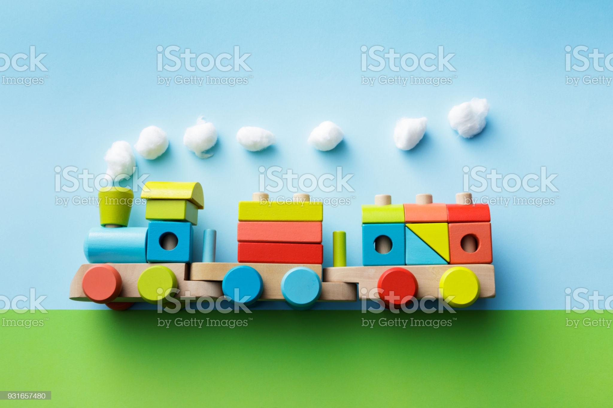 Hračka lokomotiva