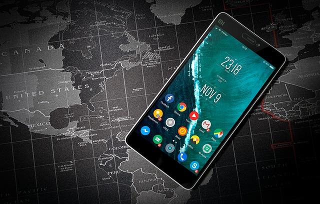 telefon s Androidem