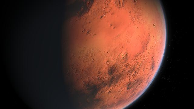 mars planeta