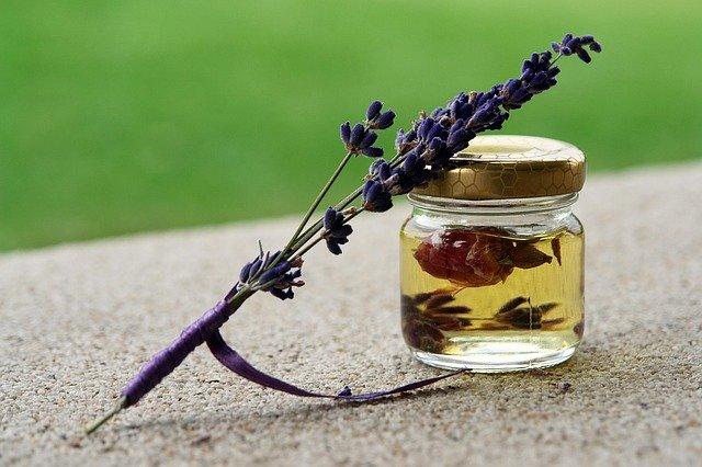 květinová aromaterapie